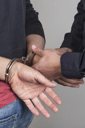 מעצר על עבירת איומים
